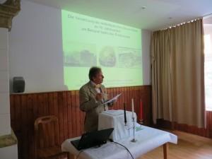Vortrag Dr. Speler